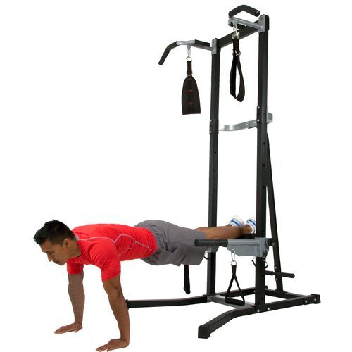 Image For Body Power Deluxe Multifunctional Power Tower