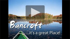 Bancroft, Ontario   A Place for All Seasons