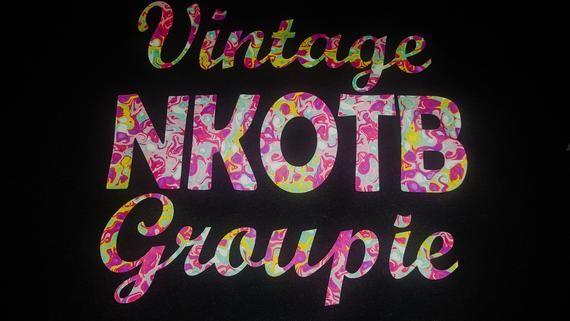 Download I Still Love NKOTB Glitter Shirt - Plus Size NKOTB T-shirt ...