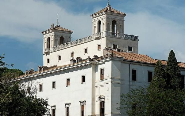 Est-il encore utile d'accueillir des artistes à la Villa Medicis ? (France Musique)
