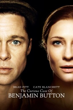 The Curious Case of Benjamin Button - The first Brad Pitt movie I ever bought...Wellllllll beside mrmrs Smith saw the movie and like it so much I had to own it