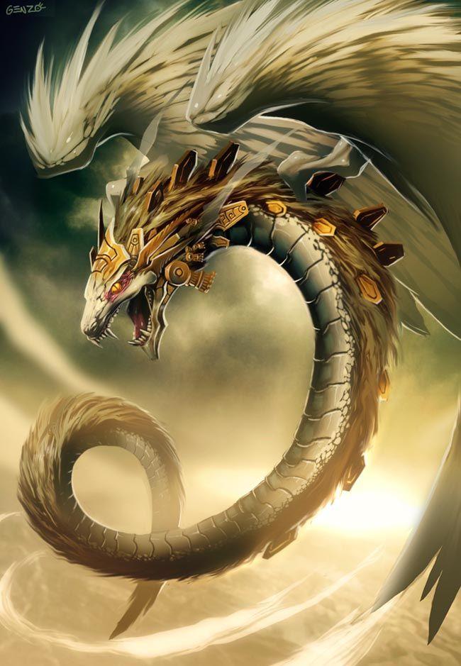 Kukulcan, serpente dos nove ventos maia