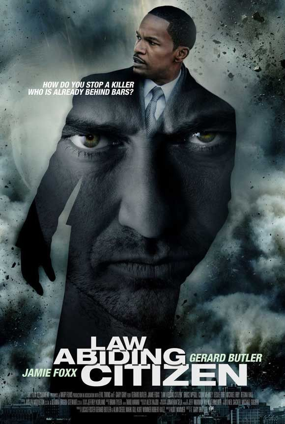 Law Abiding Citizen 11x17 Movie Poster (2009)
