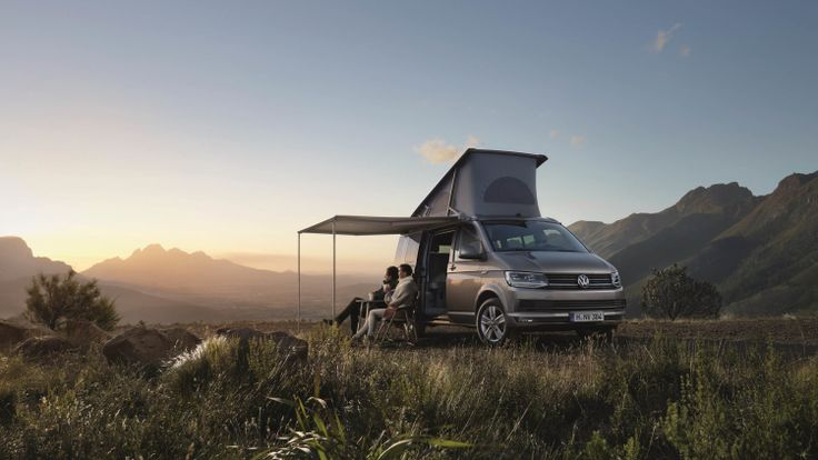 Volkswagen announced a new camper van, and while it's not what nostalgics hoped for, it might be more practical.
