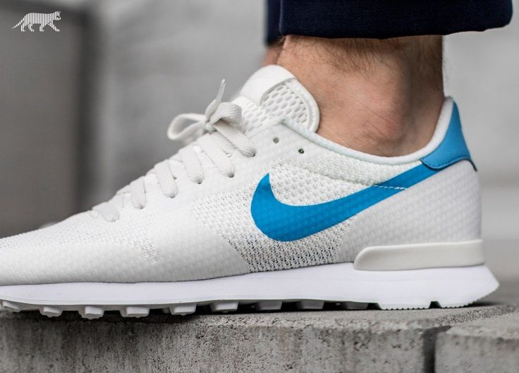 Nike Internationalist NS (Sail / University Blue - White)