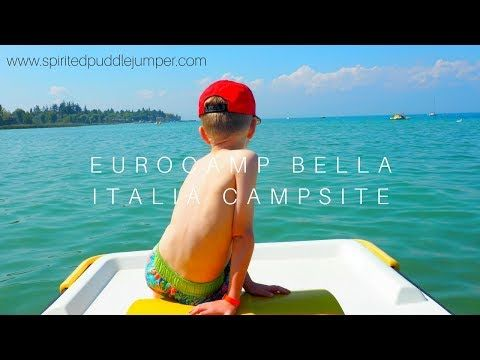 Our Babymoon Holiday To Eurocamp Bella Italia Lake Garda Italy