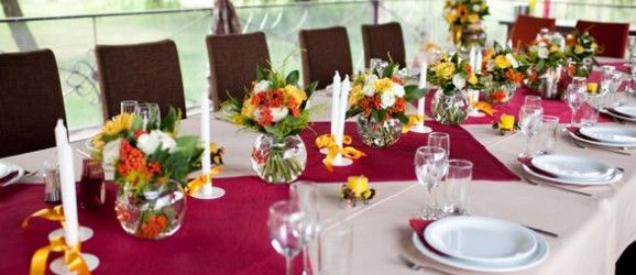 cheap wedding reception ideas and pictures | ... Featured / Ideas For Inexpensive Wedding Reception Table Decorations