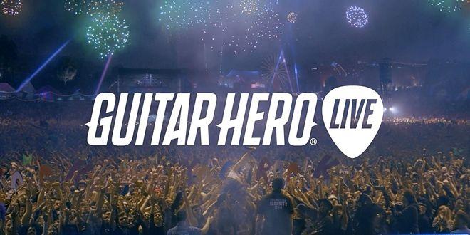 Guitar Hero Live'ın ilk 20 dakikası yayımlandı!