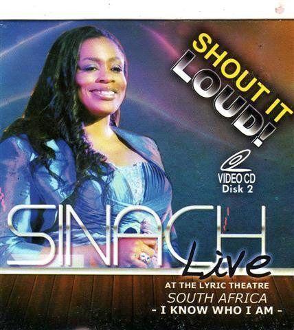 Sinach - Shout It Loud - Video CD