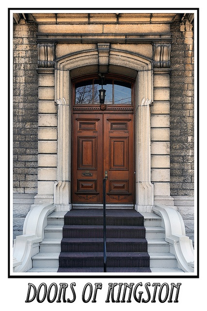 Door ll of KingstonOntarioCanada photo by algbailey via Flickr & 49 best Kingston Architecture images on Pinterest | Kingston ... pezcame.com