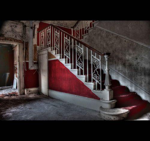 Asylum Seeking At Talgarth Mental Hospital (by Martyn