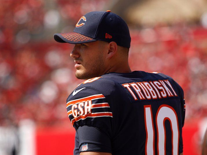The rookie quarterback the Bears gave up a ton to draft is going to get a brutal introduction to the NFL -   On Monday ESPN's Adam Schefter and Dan Graziano reported that rookie Mitch Trubisky will be taking over for Mike Glennon as the starter for the Chicago Bears in Week 5.  The move comes after the Bears' latest loss and after they paid a handsome sum in the 2017 NFL Draft |   Via   business-insider https://www.dailyed.tech/?p=169864 #EdTech