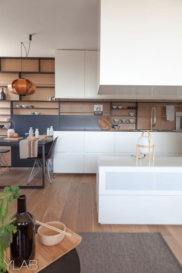 ylab arquitectos design an elegant contemporary home in barcelona - Barcelona Home Trends And Designs