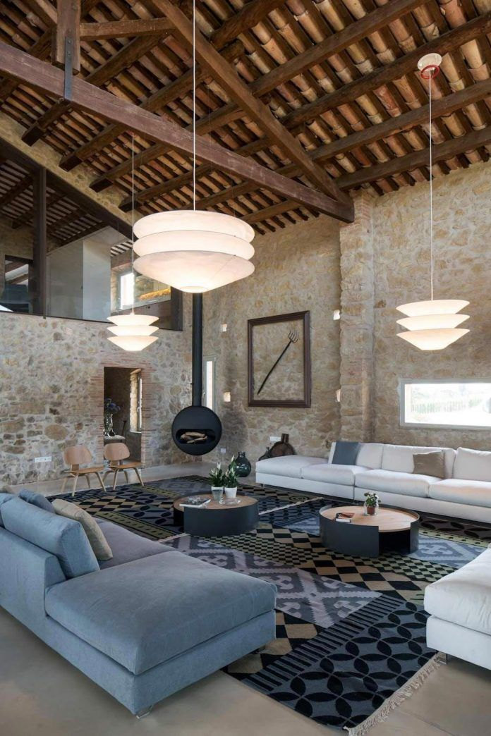 Beautiful Farmhouse Refurbishment In Girona Designed By Gloria Duran  Torrellas   CAANdesign | Architecture And Home