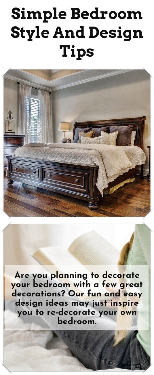Ways To Decorate Your Bedroom Decor Simple Bedroom Awesome