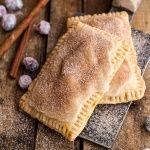 Корица Сахар Nutella закрученных Тыквенный пирог Поп-Пироги-1