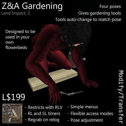Z&A Gardening