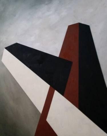 I have just added a new painting at Gallery Saatchi-Art. USA Zojuist een nieuw schilderij toegevoegd in Galerie Saatchi-Art. USA Info: https://www.saatchiart.com/art/Painting-Abstract-15-532-05/725371/3189176/view  Info: http://www.gerryvankerkhof.com