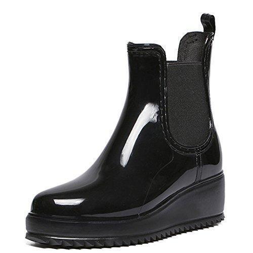 Oferta: 27.37€. Comprar Ofertas de SAGUARO® Mujer botas de lluvia Cortas Festival Botas de Agua barato. ¡Mira las ofertas!