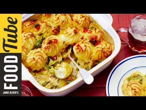 Jamie Confort Food Recipe