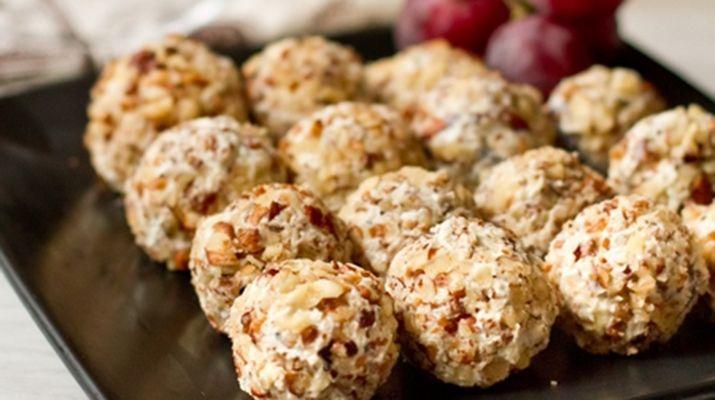 Полезные продукты в зимнюю пору. Блюда с грецкими орехами к Новому году