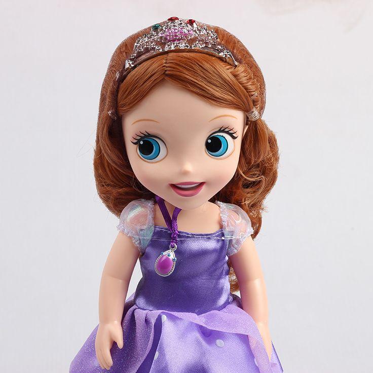 Sofia 12-Inch : Sofia the First: Once Upon a Princess
