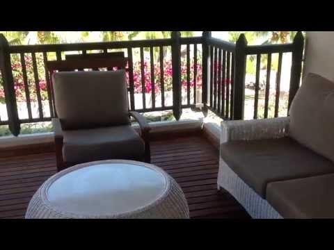 Lux Grand Gaube Hotel Mauritius - Junior Suite - YouTube