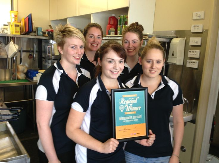 Victorian Cafe of the Year 2014/15