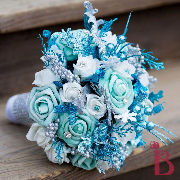 Frozen Disney wedding ideas winter wedding flowers video