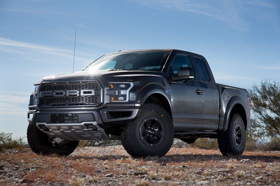 2017 Ford F-150 Raptor: Review