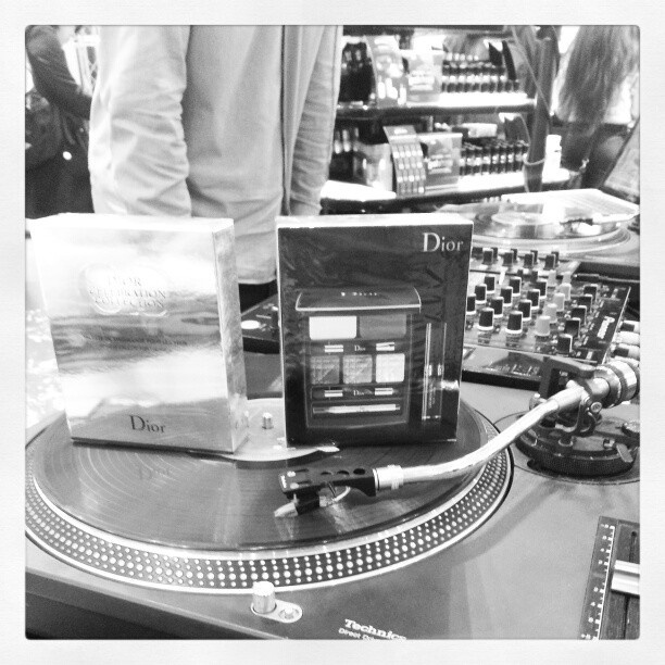 Best of 2012 | A1Djs. Christian Dior @ Sephora in Montreal.