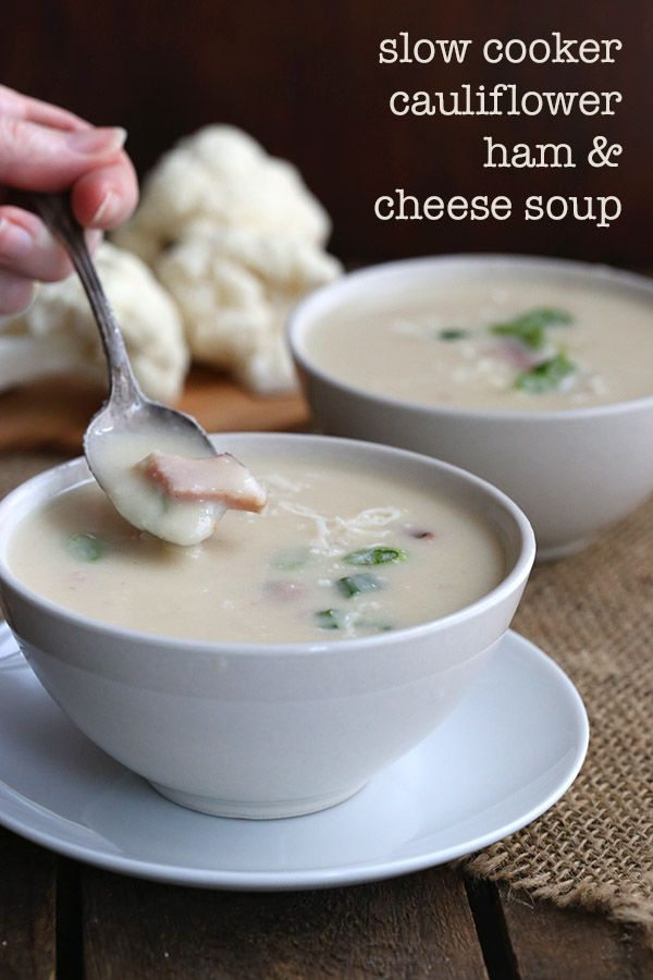 This low carb ham and cheese cauliflower soup is full of great flavour. It's so easy to make, just add everything to your crock pot, blend it up and dinner is ready! I have a dear friend, som…