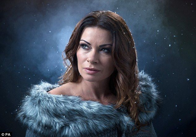 Comeback! Alison King, who plays Carla Connor on The ITV soap, has claimed that fans will see a 'different side' to her alter-ego, as she is carrying a 'secret' that will draw out a more 'vulnerable' side to Carla when she returns to Coronation Street