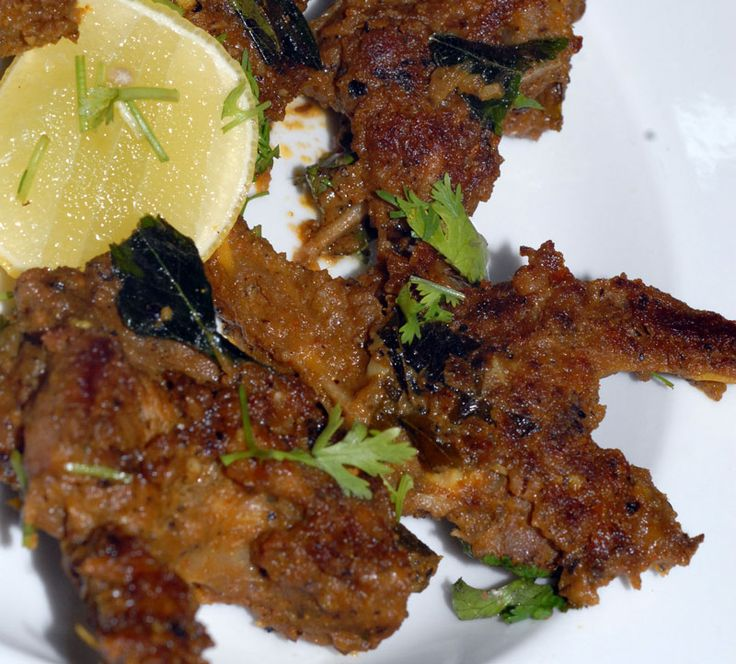 how to cook lamb heart indian style