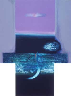 Untitled (1985) - Rafa Nasiri