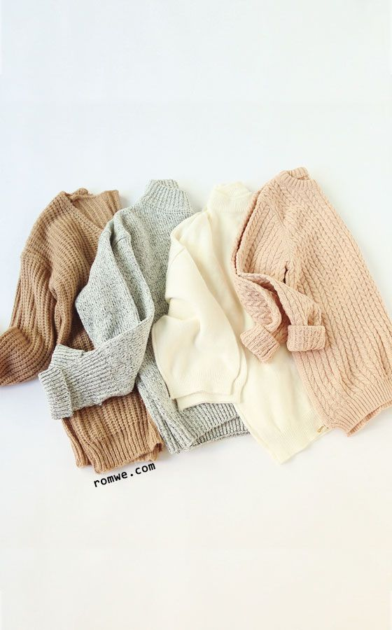 Ribbed Knit Drop Shoulder Sweater