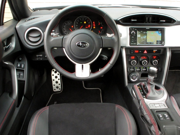 Subaru brz interior my style pinterest interiors and subaru for Scion frs interior accessories