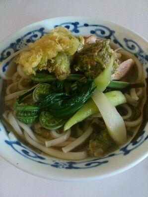 ふき味噌うどん、山菜もり by mimiさん | レシピブログ - 料理ブログの ...