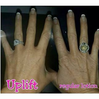 younique uplift eye serum for hands