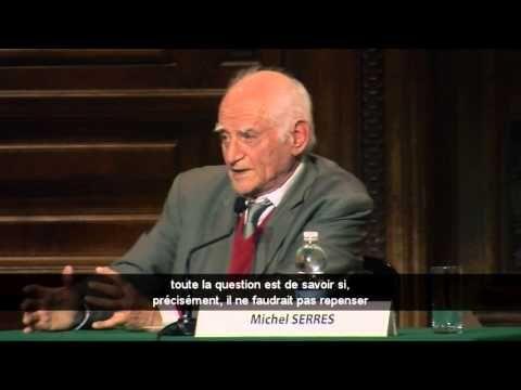 L'INNOVATION ET LE NUMÉRIQUE Conférence de Michel Serres, lancement du Programme Paris Nouveau Monde