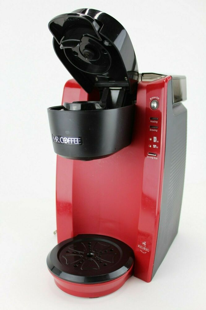 Details About Mr Coffee Keurig Brewed Single Cup Coffee Maker 6oz