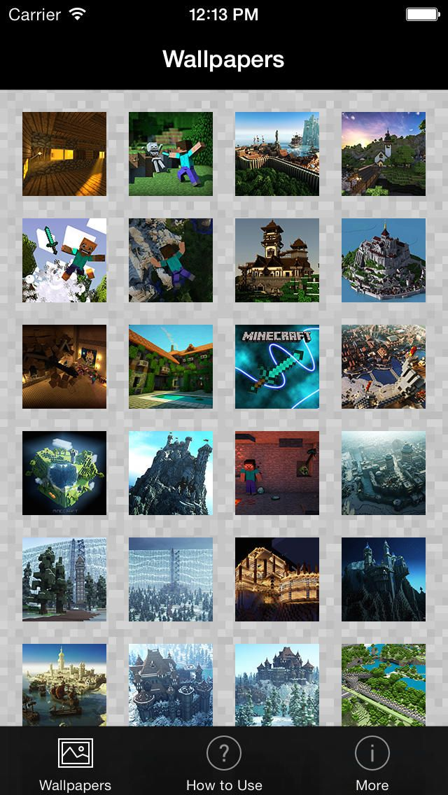 Best Wallpapers for Minecraft: You can download here: https://itunes.apple.com/hu/app/id805676658?mt=8&affId=1860684 The best wallpaper app for Minecraft and Minecraft Pocket Edition.
