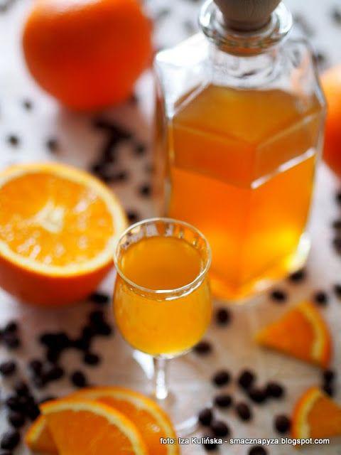 Smaczna Pyza sprawdzone przepisy kulinarne: Nalewka pomarańczowo kawowa. Pomarańczówka z kawą