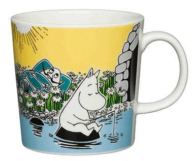 Moment on the Shore mug