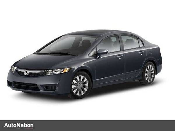 2010 Honda Civic EX-L SKU:AH546643 Honda Civic EX-L Sedan