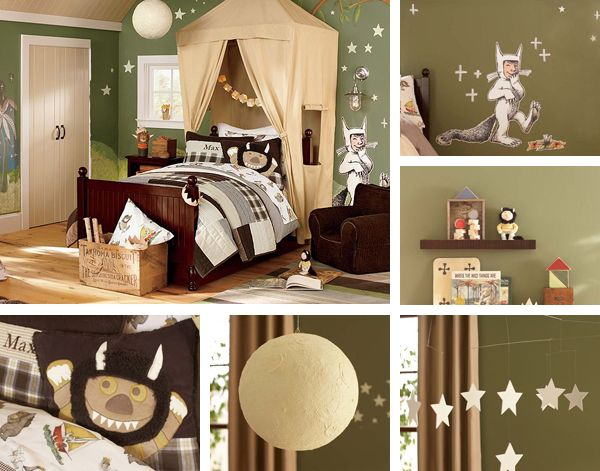 where the wild things are bedroom where the wild things maurice sendak archives stylecarrot