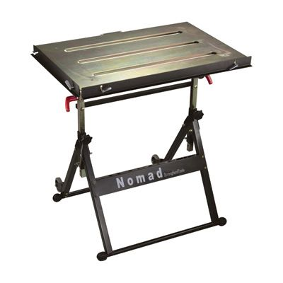 Strong Hand Tools Nomad Welding Table, Model# TS3020 | Welding Screens Tables| Northern Tool + Equipment