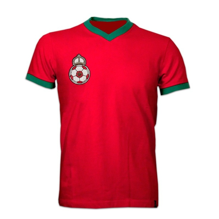 Morocco football shirt 1970