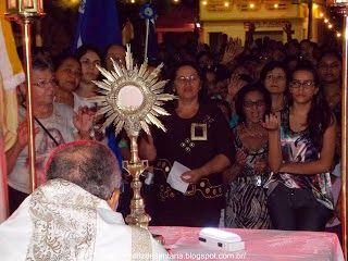 Professora Lourdes Duarte: CORPUS CHRISTI, AFESTA DA EUCARISTIA