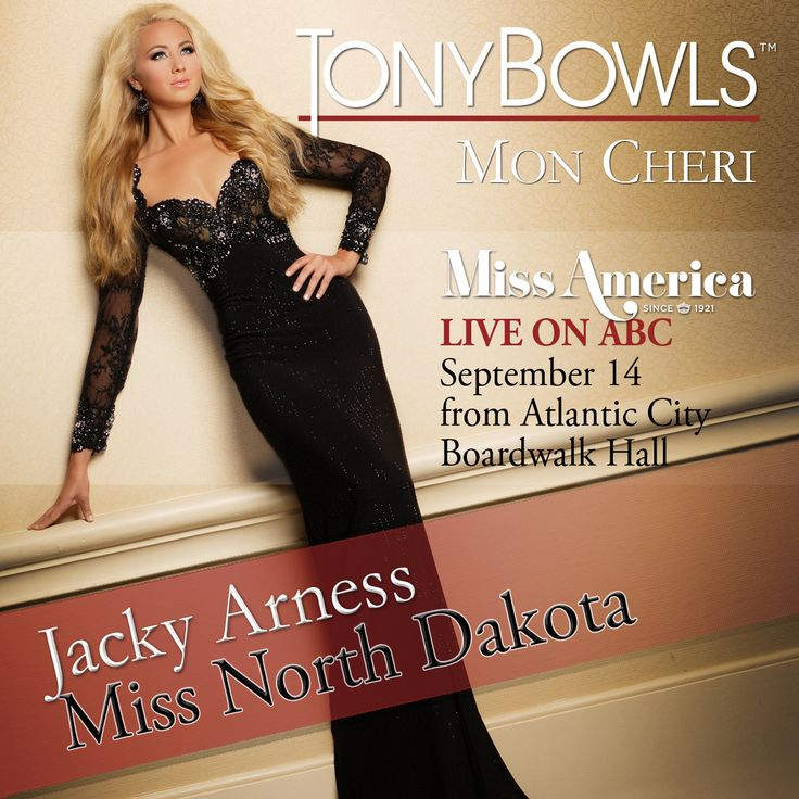 Miss North Dakota 2014 Jacky Arness   http://www.missamerica.org/competition-info/national-contestants.aspx?state=North+Dakota&year=2015&GO=GO!